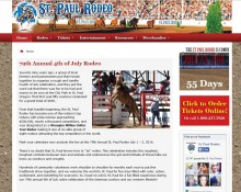 St.Paul Rodeo