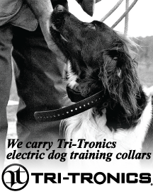 Tri-Tronics: The leader in electric dog training collars